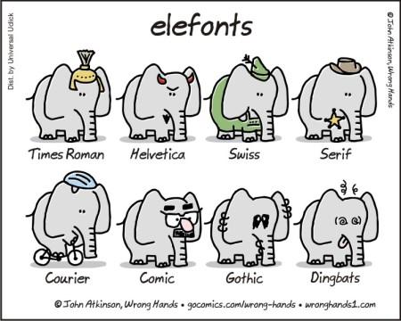 elefonts