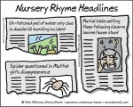 Nursery Rhyme Headlines