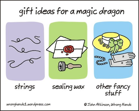 magic dragon gifts