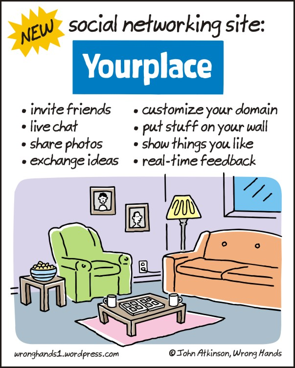 New Social Networking Site Yourplace