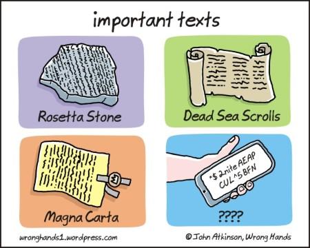 important texts