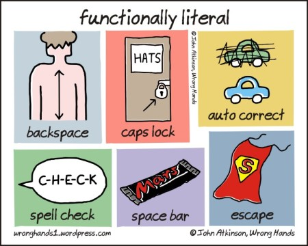 functionally literal