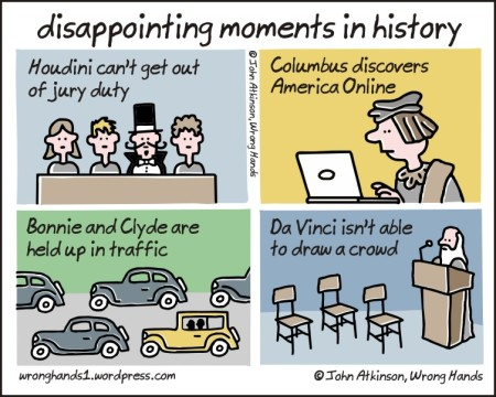 disappointing moments in history