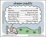 dream credits