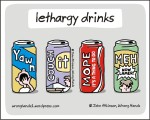 lethargy drinks
