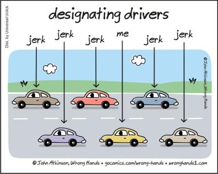 designating drivers