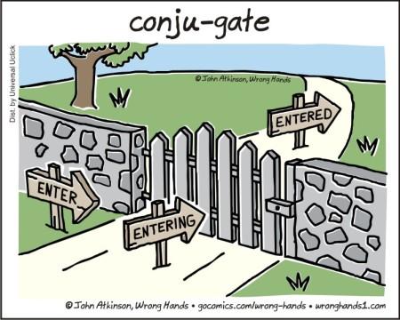 conjugate