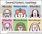 (more) historic hashtags