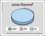 whose Sharona