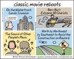 classic movie reboots