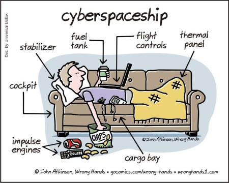 cyberspaceship