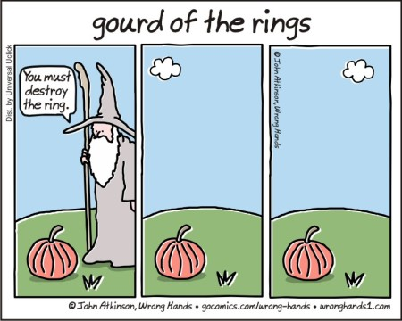 gourd of the rings