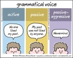 grammatical voice