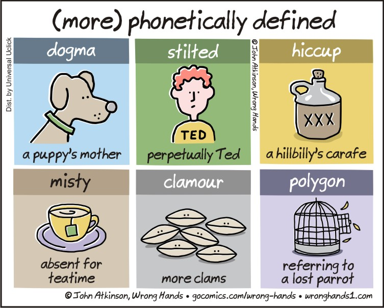Superior (more) Phonetically Defined