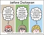 before Instagram