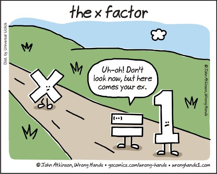 the x factor | Wrong Hands