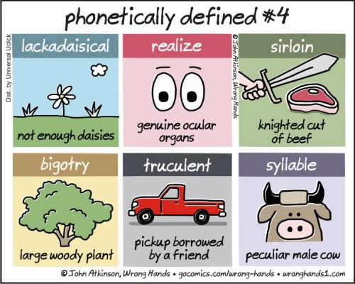 phonetically defined #4