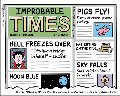 improbable-times