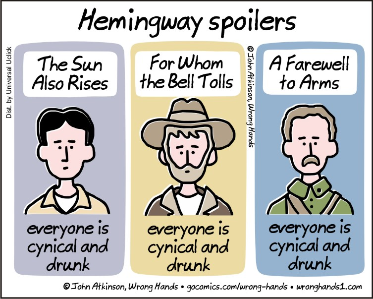 https://wronghands1.files.wordpress.com/2017/06/hemingway-spoilers.jpg