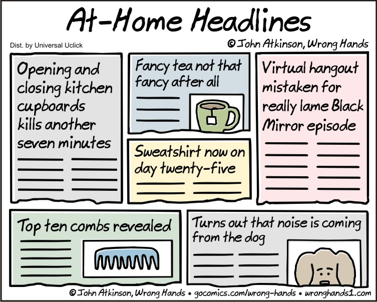 At-Home Headlines