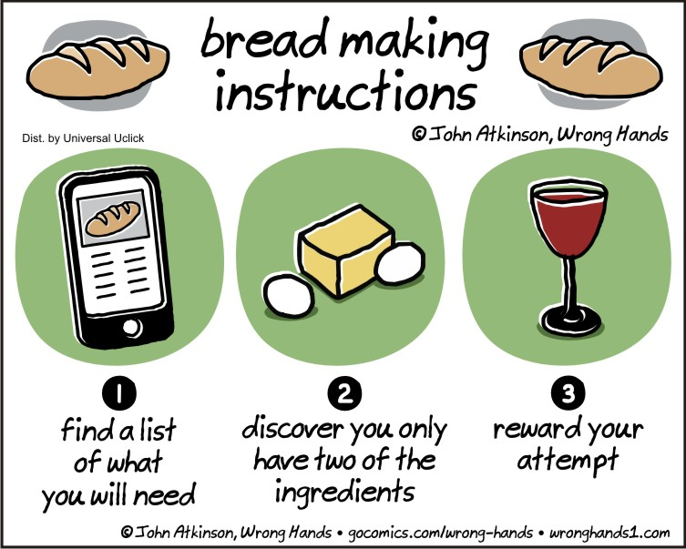 bread making instructions