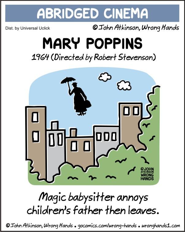 Abridged Cinema – Mary Poppins