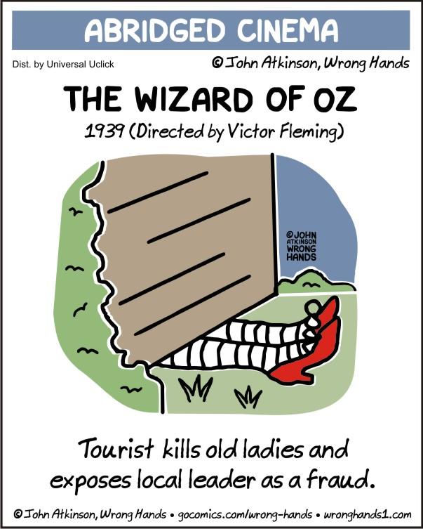 Abridged Cinema – The Wizard of Oz