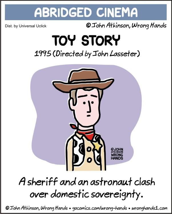 Abridged Cinema – Toy Story