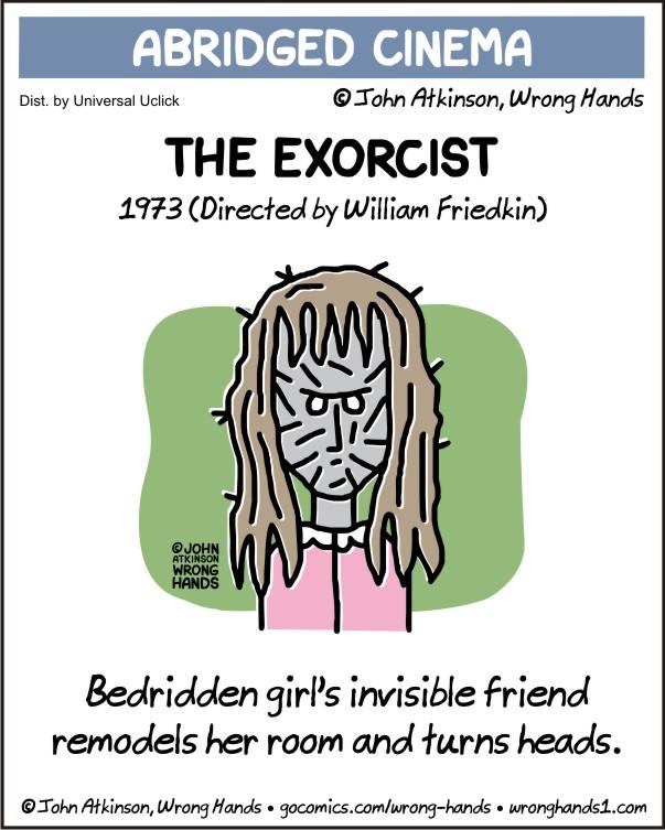 Abridged Cinema – The Exorcist