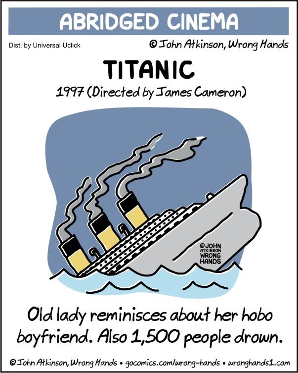 Abridged Cinema – Titanic