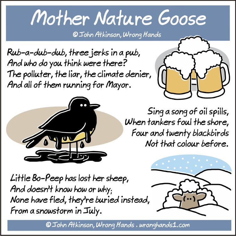 Mother Nature Goose