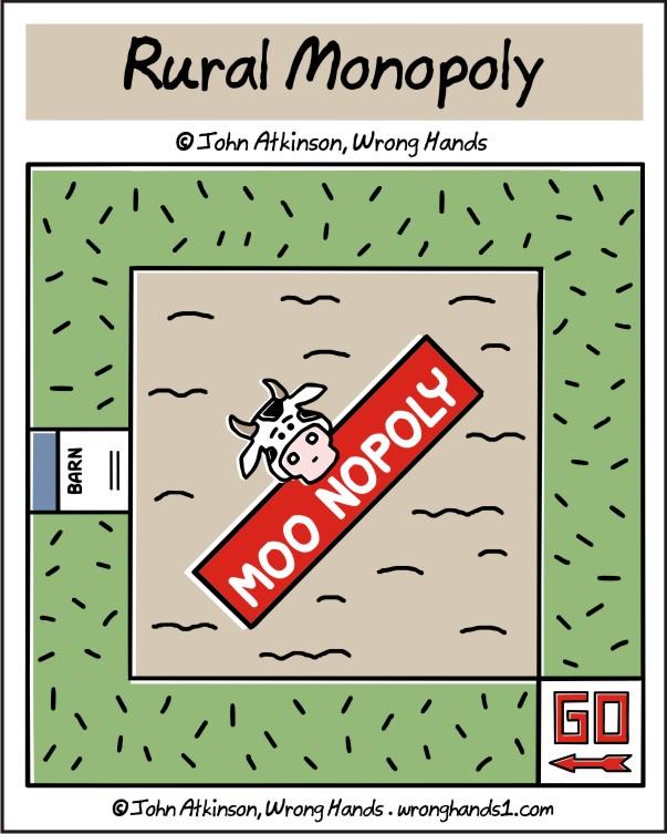 Rural Monopoly